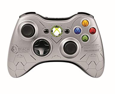 360: CONTROLLER - MSFT - WIRELESS - HALO REACH EDITION (USED)